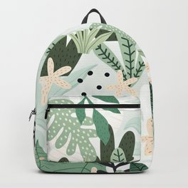 Into the jungle II Backpack