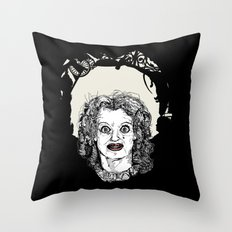 what ever happened to baby jane? Throw Pillow