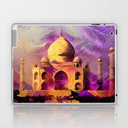 Violet Temple Laptop & iPad Skin