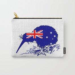 Australian Flag - Kiwi Bird Carry-All Pouch