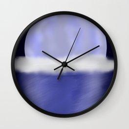Moonlit Dream Wall Clock