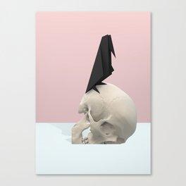 Karasu Vanitas Canvas Print