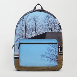 Shelter by the Lake Backpack