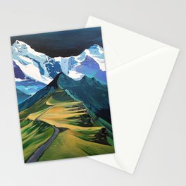 The Hike Stationery Cards