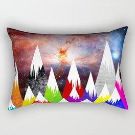 Abstract Sky Rectangular Pillow