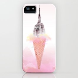 Building Afloat, Welcome to New York iPhone Case