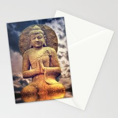 The Buddha Stationery Cards