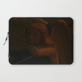 Accepting Death Laptop Sleeve