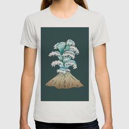 Wave Eruption T-shirt