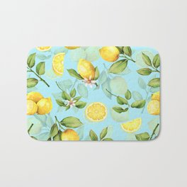 Vintage & Shabby Chic - Lemonade Bath Mat