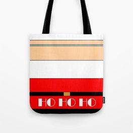 Minimalist Santa Tote Bag