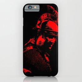 Ancient Roman Centurion iPhone Case