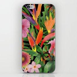 My Tropical Backyard iPhone Skin