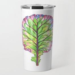 Colors of Kale Travel Mug