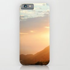 Sunset at Marin Headlands Slim Case iPhone 6s