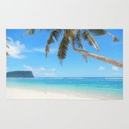 Lalomanu Beach Rug