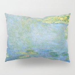 Water Lilies 1906 by Claude Monet Pillow Sham