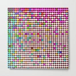 Chromeosteropsis color play Metal Print