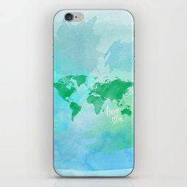 travel often.  iPhone Skin