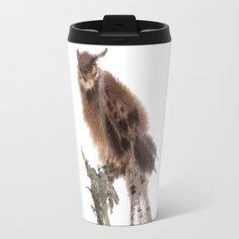 Night wisdom Travel Mug