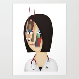 Flivi Art Print