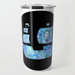 PIRATE GALAXY SHIP Travel Mug