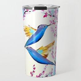 Cherry Blossom Saga Travel Mug