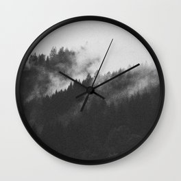 INTO THE WILD XIII Wall Clock