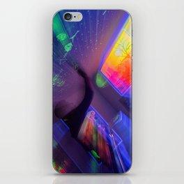 Escape Velocity iPhone Skin