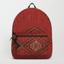 Persian Carpet Design Backpack