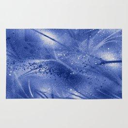 A Blue Night Rug