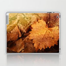 I heart Leaves Laptop & iPad Skin