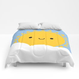 Good Morning Sunshine Comforters