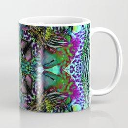 Orchid Psychedelic Mandalaesquad Coffee Mug