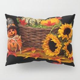 Halloween pumkin Pillow Sham