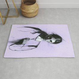 Cloaked Rug
