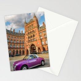 St. Pancras Renaissance Hotel London Stationery Cards