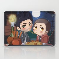 clueless iPad Cases featuring The Stiles&TheTramp by MGNemesi