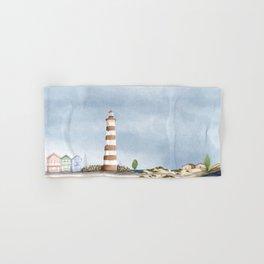 Aveiro landscape Hand & Bath Towel