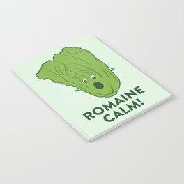 ROMAINE CALM Notebook