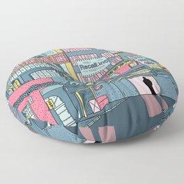 Philip K. Dick's Electric Dream Floor Pillow