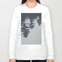 fog Long Sleeve T-shirts featuring fog by kendall bixler