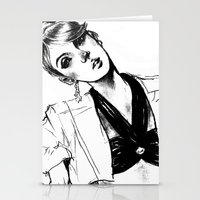 2ne1 Stationery Cards featuring CL by Tee-yah