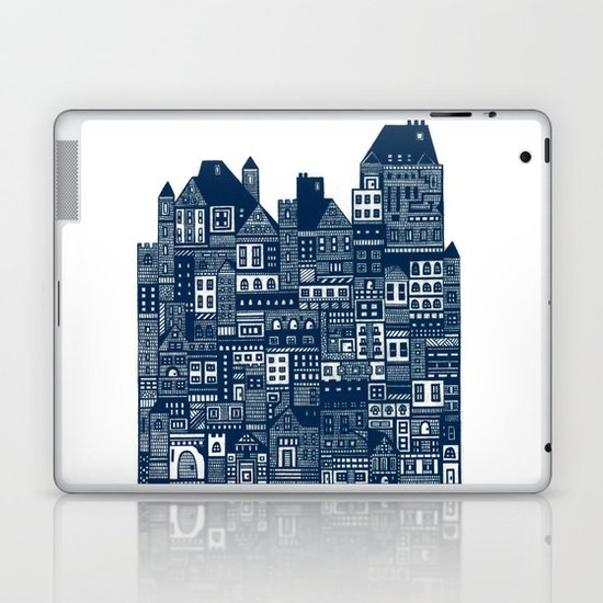 The Long Hall Laptop & iPad Skin