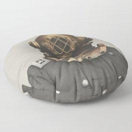 The Dutch Martian Floor Pillow