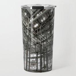 Metallic Structures Travel Mug