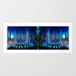 ACS-48-7 Art Print