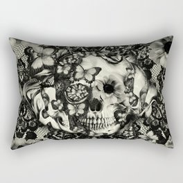 Victorian Gothic Rectangular Pillow