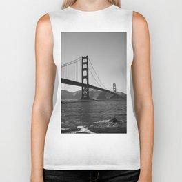Golden Gate Bridge Biker Tank