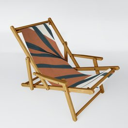 Abstract Art 35 Sling Chair
